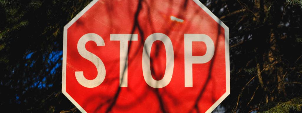 STOP - verzichten Sie auf eine Website
