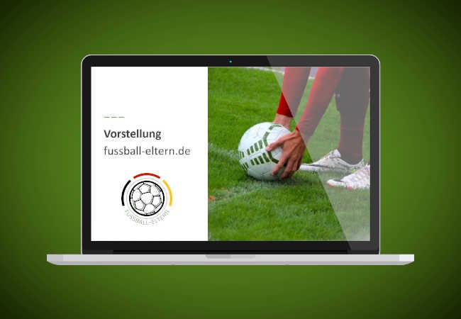Website Fussball Eltern GmbH