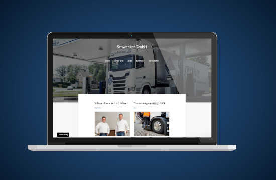 Website Schwenker GmbH